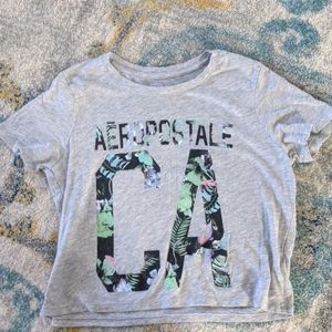 2 for $10 ⭐ Small Aeropostale Crop Top